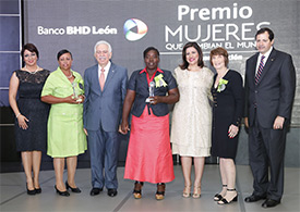 Celida Luis Women Who Change the World Awards