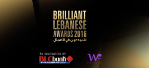 BLC Bank Video Brilliant Lebanese Awards 2016